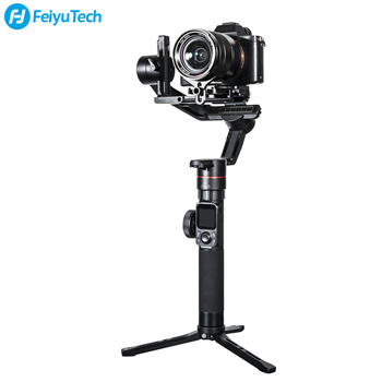 payload 2.8kg FeiyuTech ak2000 3 axis gimbal for Sony DSRL Camera