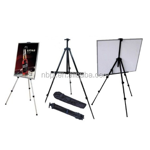 light weight black picture/painting/canvas easel poster dispay easel