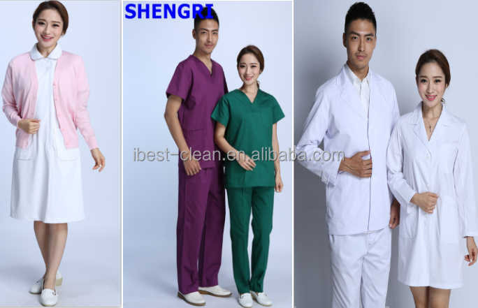 Doctor Coats/Lab Coats-Nurse uniform/Medical scrub
