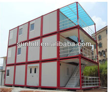 2013 Sunhill Three Floor 20/40HC Container Home,Container Workshop,Living Container