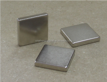 Neodymium Block different shapes magnetic block cube for sale
