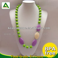 Mum Wearing Necklace Good For Baby Teething/Homeopathic Remedies For Teething