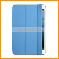 Hot For Apple iPad Mini Smart Cover for Ipad Mini with Weak up and Sleep Function