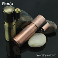 In Stock!!!2014 Newest and Hottest Special-design and High-quality 100% Authentic Elego Bullet MOD Mechanical Mod
