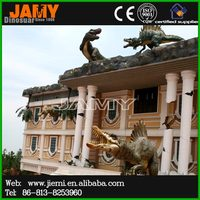 Artificial Animatronic Radio Control Dinosaur Models