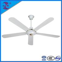 Alibaba hot sell Ceiling Fan, 56 Inch 5 Blades modern orient Ceiling Fan