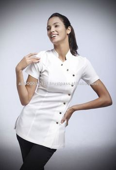 Women 39 s hotel uniform yaetw0011 buy hotel spa uniform for Spa uniform alibaba
