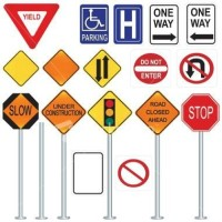 Manufacturer Aluminium Reflective Road Traffic Signs