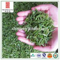 organic high mountain tea in china best area of tea--Anhui Huangshan