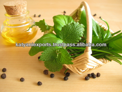 India's No. 1 Basil Oil / 100% Natural & Pure Basil Oil / Basil