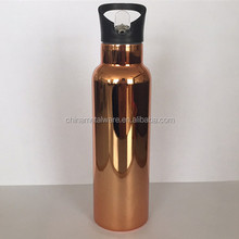 750Ml Double wall vacuum flask vacuum bottle stainless steel thermos