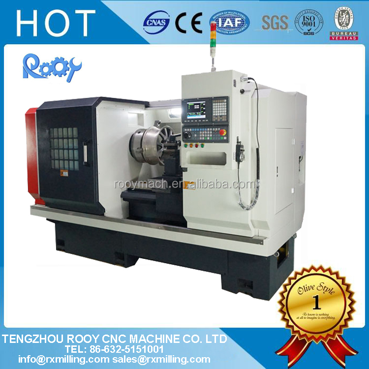 AWR series Diamond Cut Wheel Machines Alloy Wheel Repair Lathe