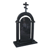 Wholesale White Marble Cross Shape Tombstones