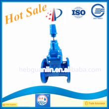 Cast Iron Rising Stem Gate Underground Valve Drawing Allibaba.com