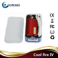 mx vape Innokin electronic cigarette wholesale cool fire 4 vape, mini box mod e cigarette china