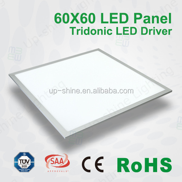 New Arrivals 2015 Flat Panel, White or Silver Aluminum Frame 100-240 AC 50/60Hz ceiling grid led lights