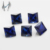 Top Quality #34 Lab Created Sapphire Square Princess Cut