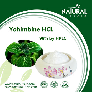 Certified manufacturer of alpha Yohimbine hcl powder