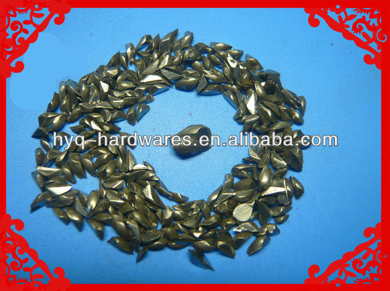 scrap metal price/nail scrap/iron metal from China manufacture factory