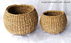 Traditional Nest Bowl Basket