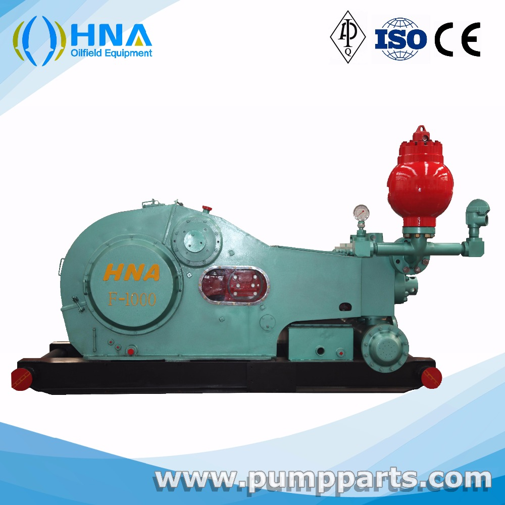 High pressure plunger slurry pump