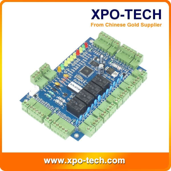Xpo-2004.web Access Controller RS485 with TCP/IP
