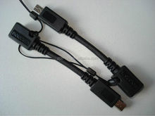 cheap price micro usb to 3.5mm jack cable manufacturer CE certification