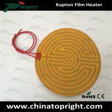 0.25mm PET heating element for gloves