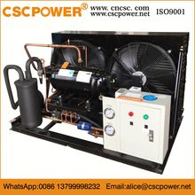 two stage condensing unit