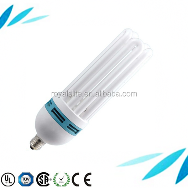 2016 new 4u 5u 6u 7u shape grow energy saving bulb e27 b22 energy - saving lamp cfl light with cheap price