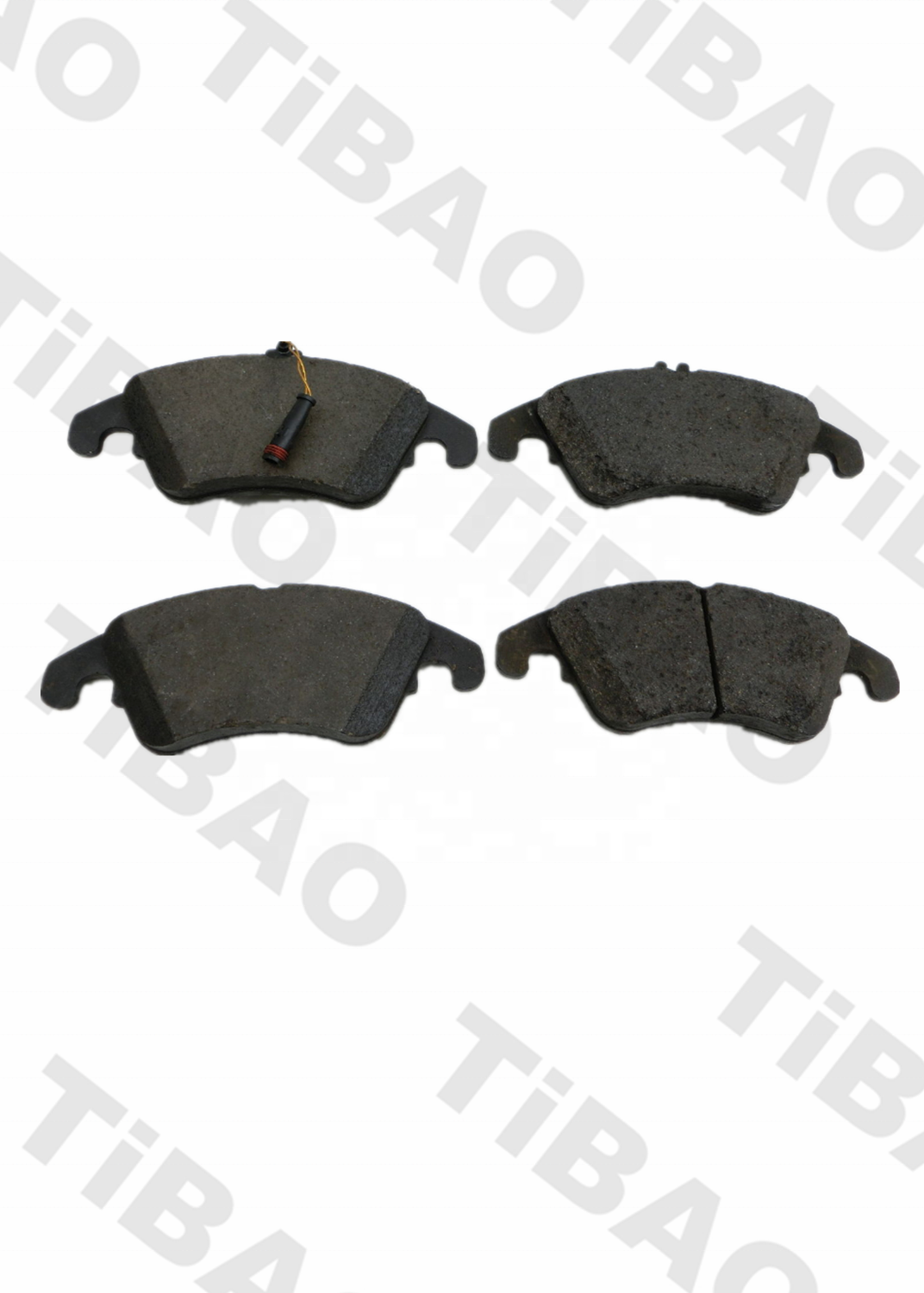TiBAO Auto Parts Brake Pad for BENZ W204 W212 005 420 10 20
