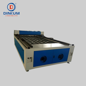 Best sellers 1300*2500mm 100W 130W 150W large scale CO2 laser cutter engraver machine for sale DK- 1325