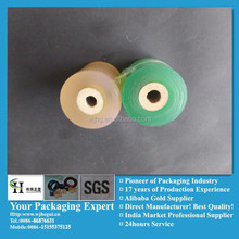 PVC soft clear tube blue films for packing electrical cable PVC wrapper PVC Packaging Film
