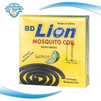 Power KING 125mm smokeless black Mosquito Coils In Africa/ Mosquito killer