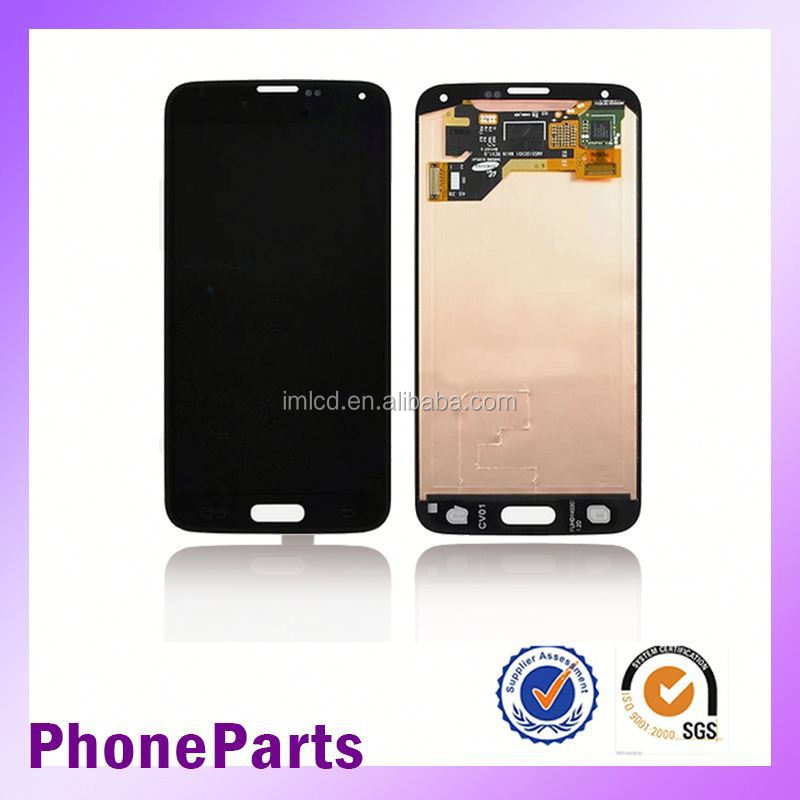 wholesale for samsung galaxy s5 lcd spare part made in China