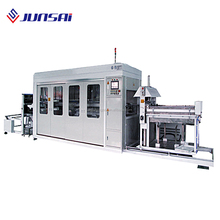 PS Fast Food Box Plastic Vacuum Forming Machine for Sale