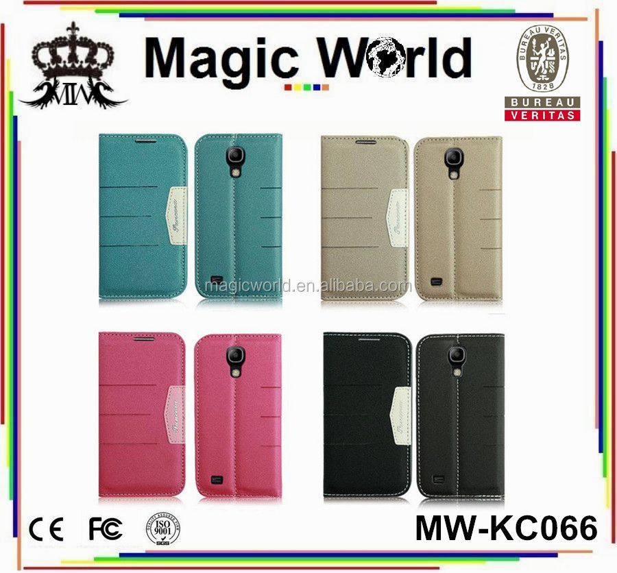 For Samsung Galaxy S4 High Quality Leather Cover