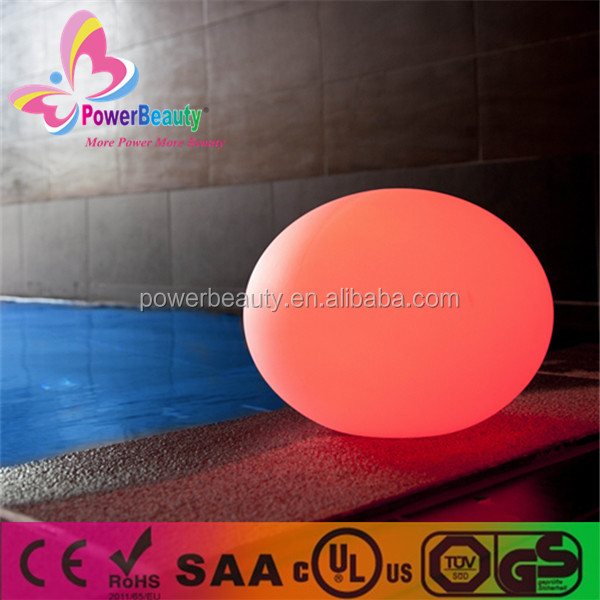 for wedding/party/christmas/outdoot decorative waterproof PE led ball light