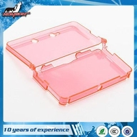 Wholesale Price Multi Color For N3DS Transparent Case