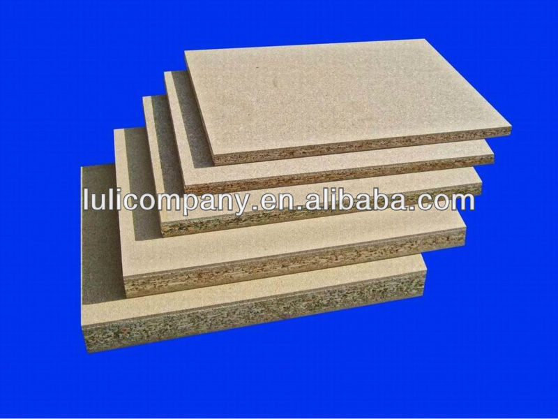 8-30mm Particle Board /E1&E2 Particleboard / 4*8 Chip board / Chipboard for Furniture & Kitchen Cabinet