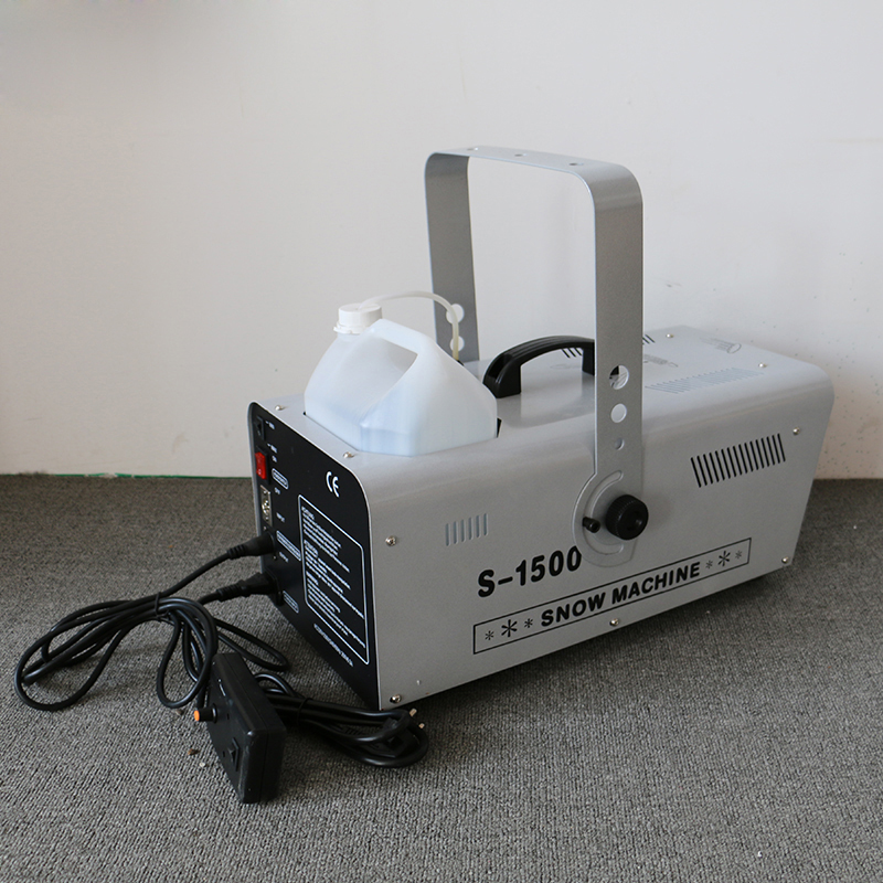 PERFECT EFFECT SNOW MACHINE FOR STAGE EFFECT USE