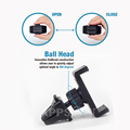 APPS2CAR New Car Air Vent Mount Universal 360 Degree Cell Phone Holder for Mobile Devices