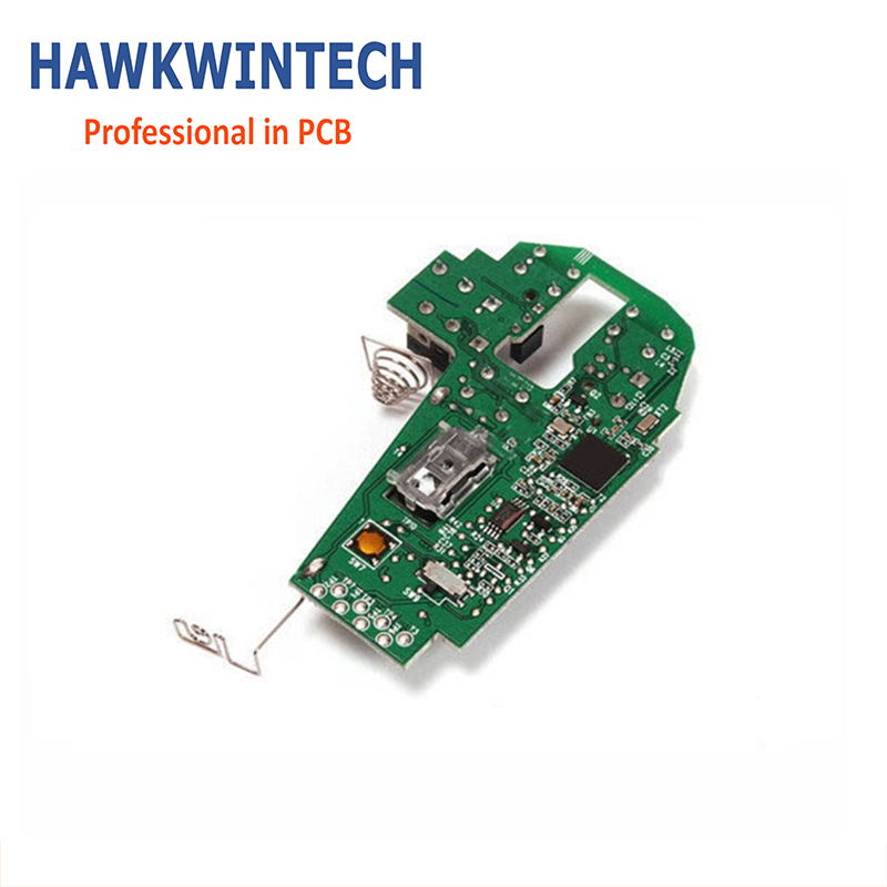 PCB&PCBA circuit board Assembly with component USB WIFI BOARD