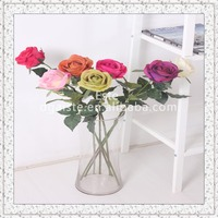 realistic touch cheap artificial wholesale flowers rose