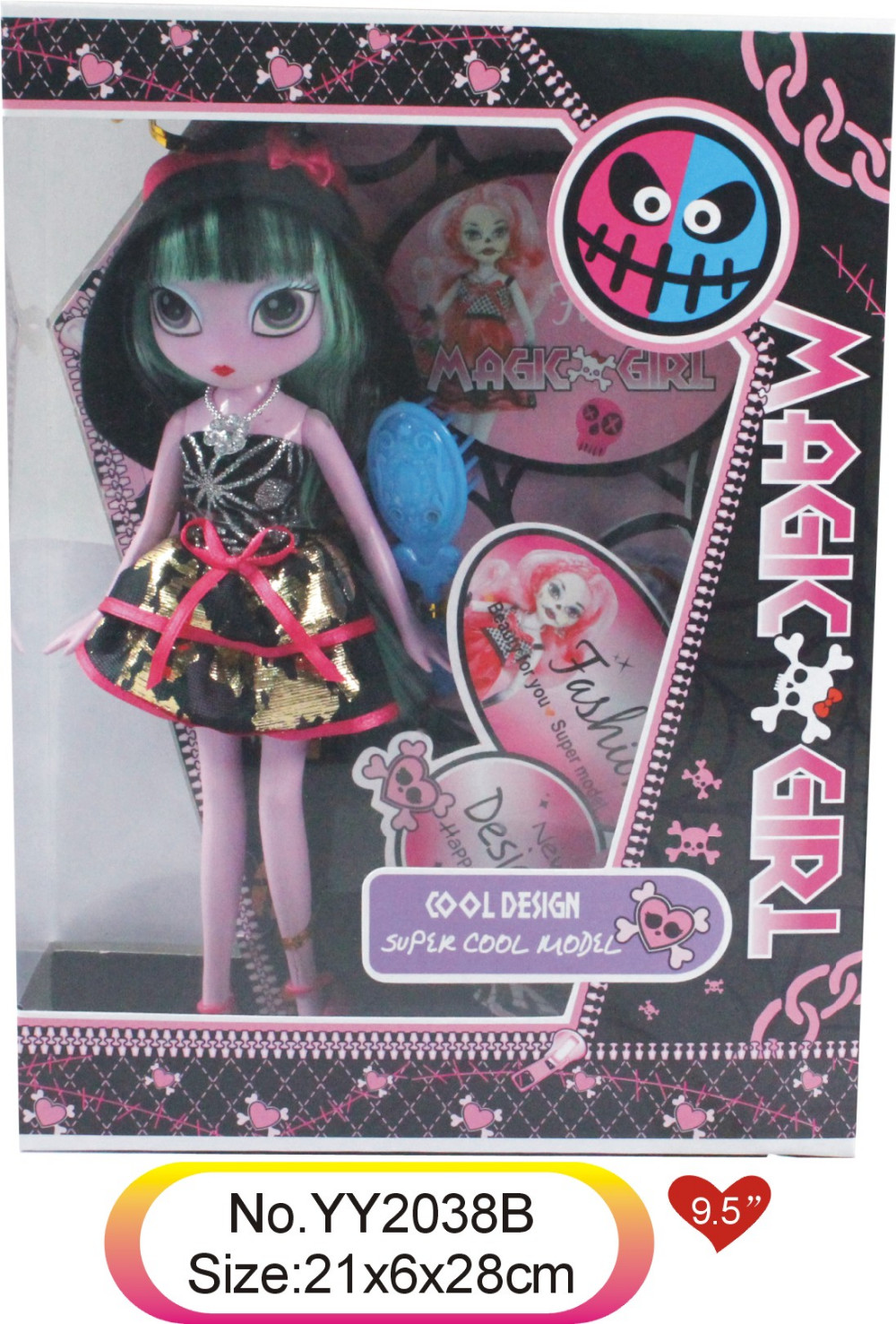 12 inch dolls high monster dolls wholesale