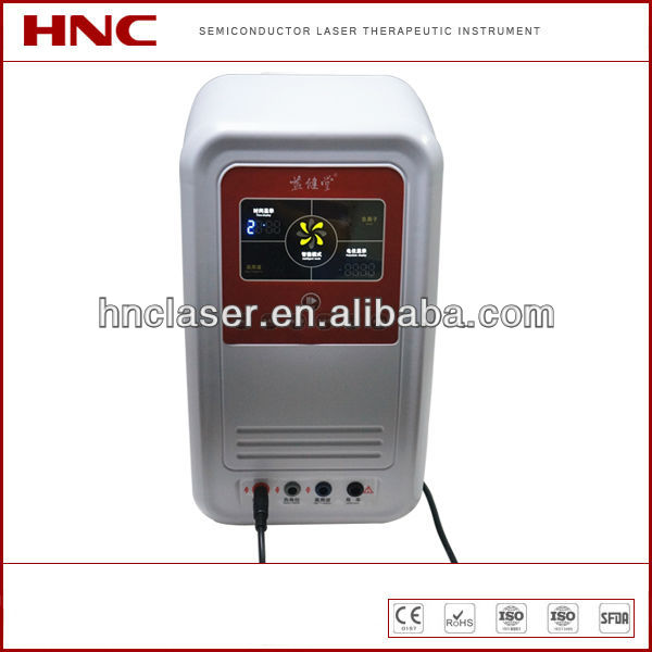 Electromagnetic therapy device low frequency therapeutic equipment