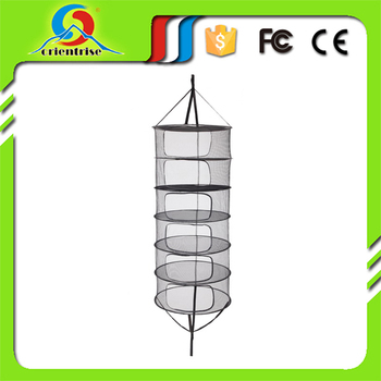 Indoor Grow House Hanging Drying Net Hydroponic Dry Net