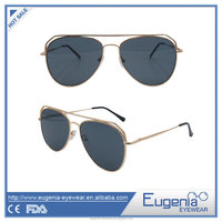 Top fashion different color frame color city vision sunglasses