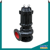 Close impeller centrifugal submerged sewage pumps