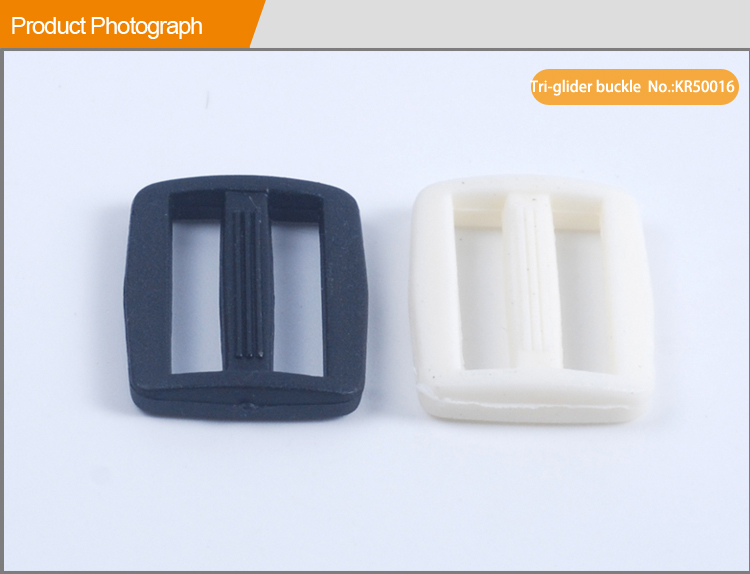 Custom Adjuster Webbing Strap Belt Plastic Buckle KR50016 19